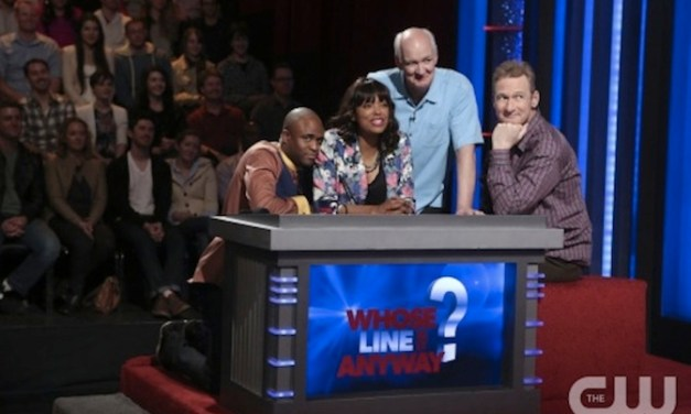 The CW renews Whose Line Is It Anyway? for 24 more half-hours into 2015