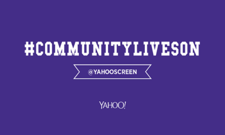 Yahoo! Screen revives Community just in time for sixth season online, coming Fall 2014
