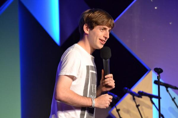 """Millennial"" Alex Edelman lands on Edinburgh Fringe's shortlist for 2014 awards"