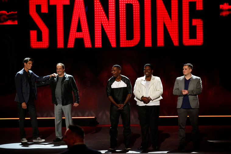 Last Comic Standing 8: From a Top 5 to a Top 4