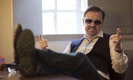 "Ricky Gervais and the BBC to produce a David Brent rockumentary in big-screen spinoff of ""The Office"""