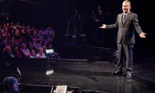 "Bill Maher's ""Live from D.C."" pulls in best HBO comedy special ratings since 2009"