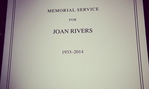 "Margaret Cho on Joan Rivers: ""Putting the fun back in funeral"""