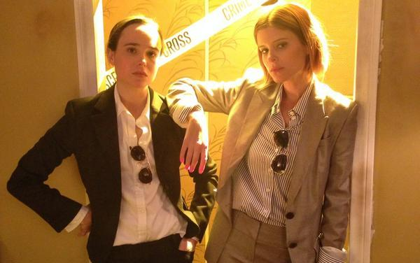 Tiny Detectives: Ellen Page and Kate Mara star in the #TrueDetectiveSeason2 we really want to see. Thanks, Funny or Die!