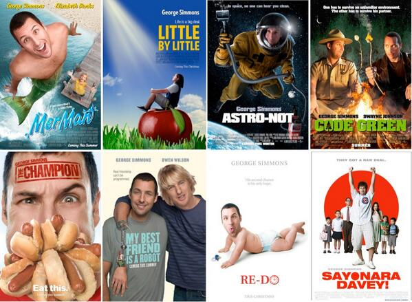 Adam Sandler's Happy Madison Productions signs four-movie ... Funny Movies On Netflix