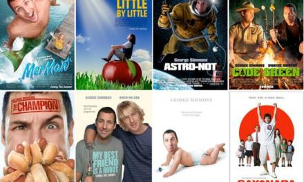 Adam Sandler's Happy Madison Productions signs four-movie deal exclusively with Netflix