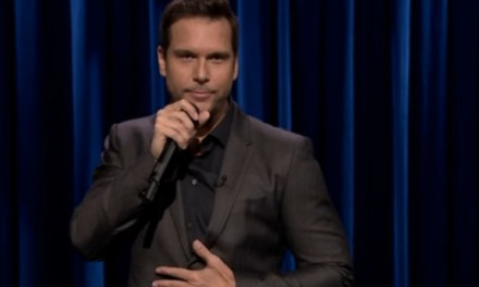 Dane Cook on The Tonight Show Starring Jimmy Fallon
