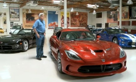 Jay Leno's Garage coming to CNBC primetime in 2015