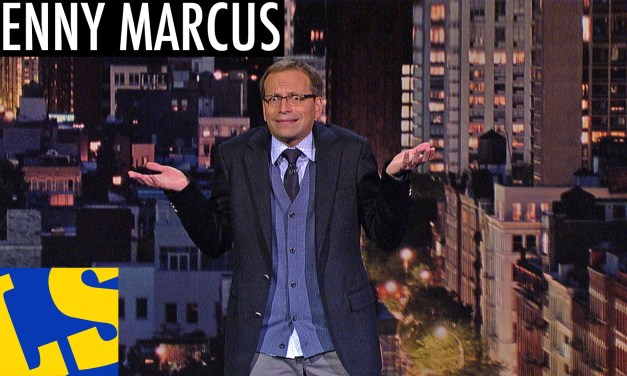 Lenny Marcus on Late Show with David Letterman