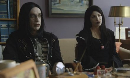 Portlandia sneak peek of Season 5: Goth couple funeral planning