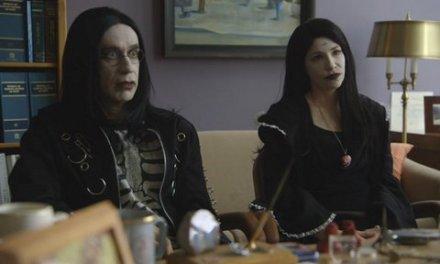 Portlandia sneak peek of Season 5: Goth couple funeral planning
