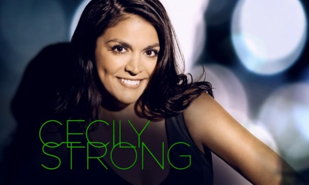 Cecily Strong to host/address 2015 White House Correspondents Dinner