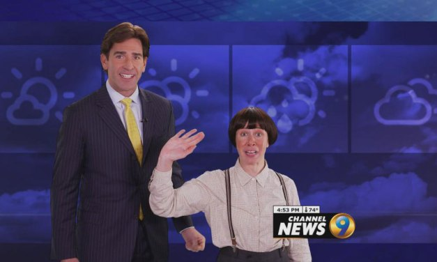 Friends of the People completely owns TV weather kids segments that own local morning TV news