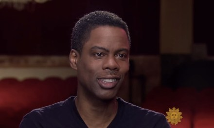 Chris Rock on CBS Sunday Morning
