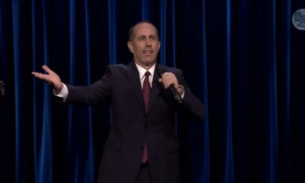 Jerry Seinfeld on The Tonight Show Starring Jimmy Fallon, Festivus 2014