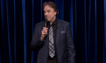 Kevin Nealon on The Tonight Show Starring Jimmy Fallon