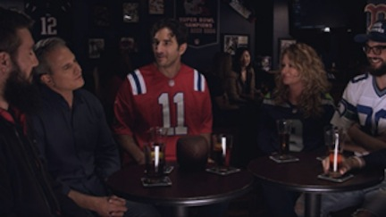 "Boston, Seattle comedians square off for ESPN's ""Enemy Territory"" before Super Bowl XLIX"