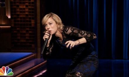 Iliza Shlesinger on The Tonight Show Starring Jimmy Fallon