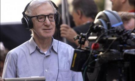 Woody Allen signs deal with Amazon Studios for streaming TV series