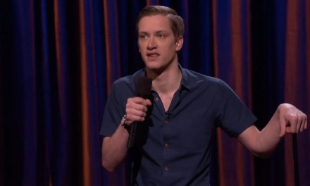 Daniel Sloss makes fourth appearance on Conan