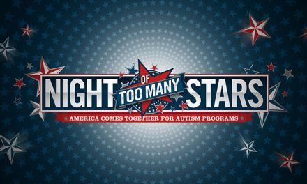 Bill Burr, Louis C.K., Jon Hamm, John Oliver, Paul Rudd and Amy Schumer join Jon Stewart for 2015's Night of Too Many Stars on Comedy Central