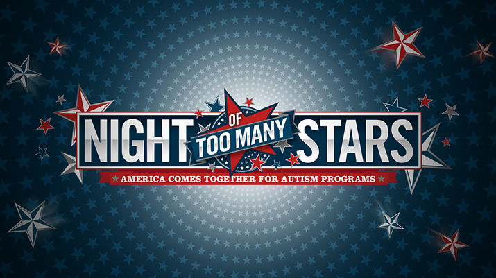 Bill Burr, Louis C.K., Jon Hamm, John Oliver, Paul Rudd and Amy Schumer join Jon Stewart for 2015's Night of Too Many Stars on Comedy Central