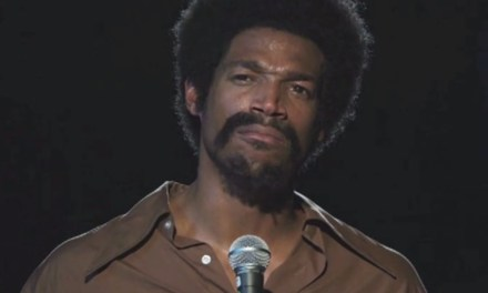 Alternate timeline: Marlon Wayans as Richard Pryor in this old audition footage for the comedian's biopic
