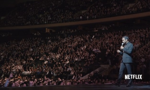 Aziz Ansari: Live at Madison Square Garden (on Netflix)