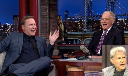 Norm Macdonald, David Letterman share favorite George Miller jokes