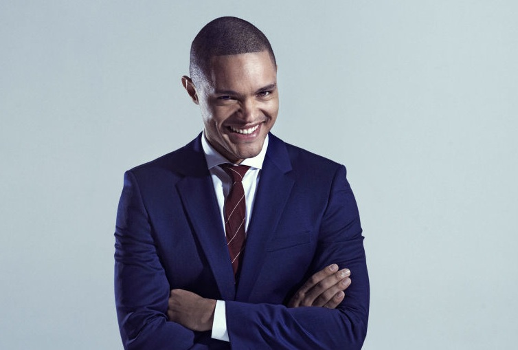 Trevor Noah will replace Jon Stewart as host of The Daily Show on Comedy Central