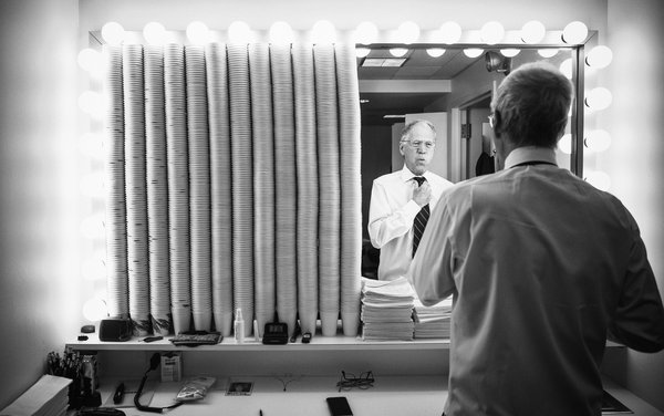 David Letterman's exit interview with The New York Times