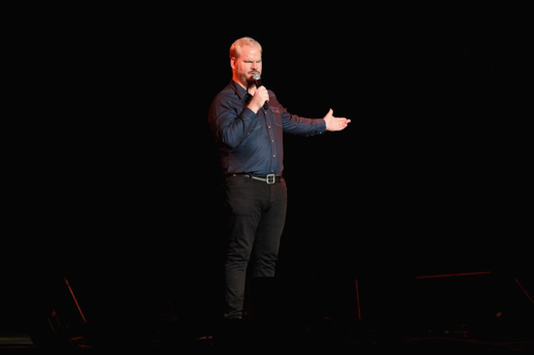 Jim Gaffigan schedules December 2015 arena date with Madison Square Garden