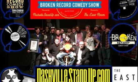 Nashville StandUp's comedians set new world record for continuous show at 184 hours, 16 minutes