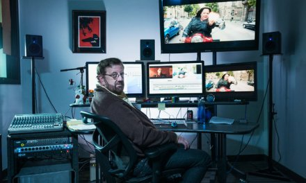 Brent White and the key to film editing: Finding the funny in hours of improvisation