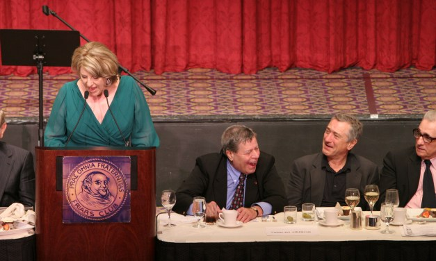 "The Friars Club celebrated in PBS ""Treasures of New York"""