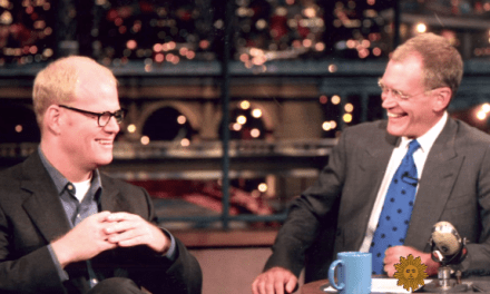 Jim Gaffigan's tribute to David Letterman