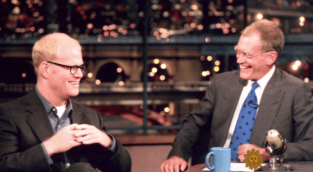 Jim Gaffigan's tribute to David Letterman