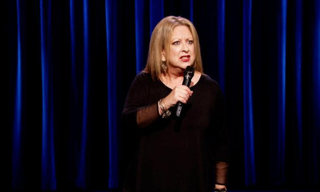 Elayne Boosler on The Tonight Show Starring Jimmy Fallon
