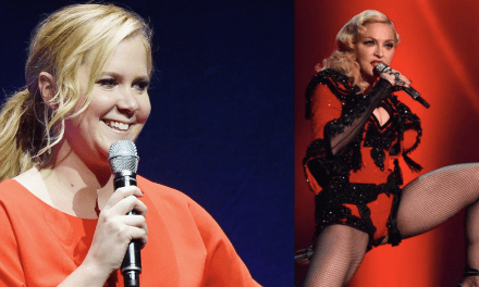 Amy Schumer will open for Madonna at Madison Square Garden, Barclays; co-headline Fourth of July bash with Queen Latifah