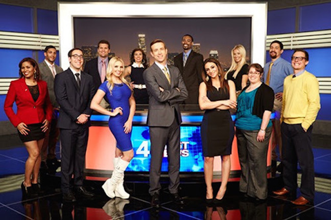 "Summer 2015: TBS presents ""Funny or Die Presents America's Next Weatherman"" competition"