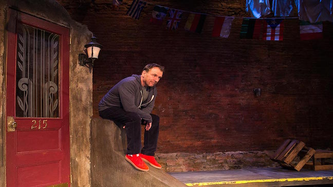 "Off-Broadway review: Colin Quinn, ""The New York Story"""