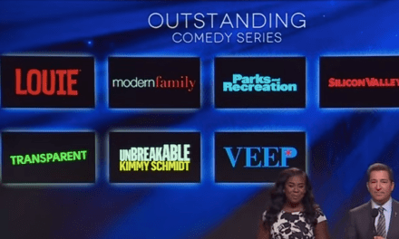 2015 Primetime Emmy comedy nominees