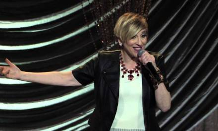 Last Things First, Episode #1: Lisa Lampanelli