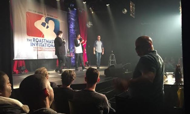 Jeff Ross brings the Roastmasters Invitational to Montreal