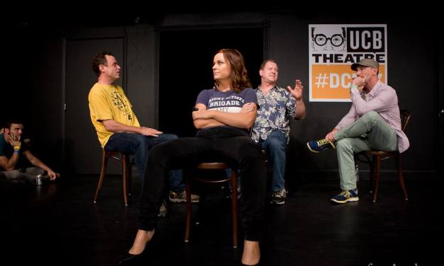 Last Things First, Episode #2: The Upright Citizens Brigade