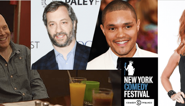 Bill Burr at MSG; Kathy Griffin, Judd Apatow at Carnegie Hall; Trevor Noah topline 2015 New York Comedy Festival