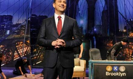 Jimmy Kimmel Live coming home to Brooklyn once more, one week in October 2015
