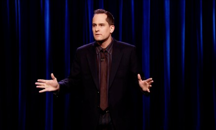 Jon Rineman on The Tonight Show Starring Jimmy Fallon