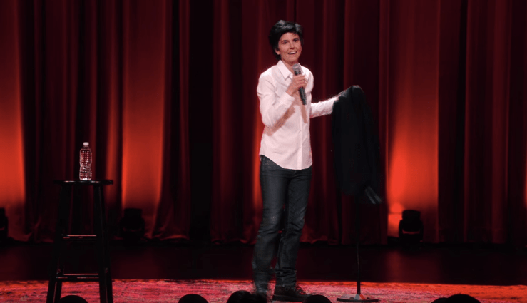 "Tig Notaro: ""Boyish Girl Interrupted"" (HBO)"