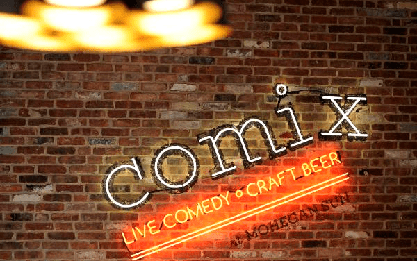 Comix leaving Foxwoods to open comedy club at rival Mohegan Sun